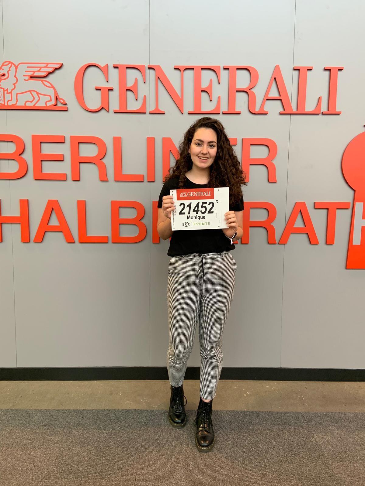 Berliner Halbmarathon – 7 april 2019