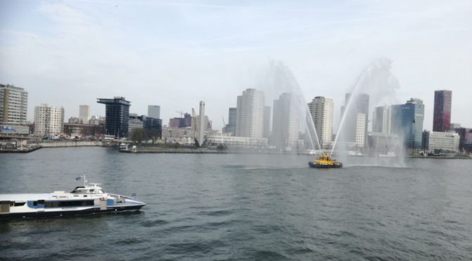 8 april Marathon Rotterdam