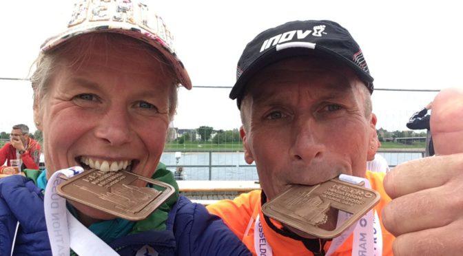 29 april 2018 Marathon Düsseldorf