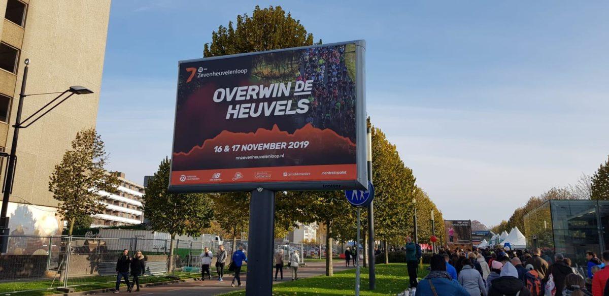 17 november Zevenheuvelenloop